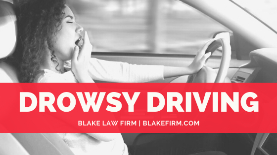 Drowsy Driving Can Cause A Phoenix Auto Accident